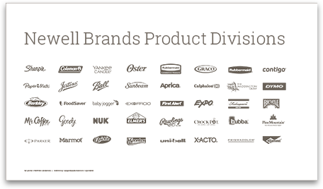 brand segment slide option